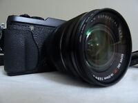 Fujinon Fujifilm XF18-55mm F/2.8-4 R LM OIS Lens For Fuji X series Camera
