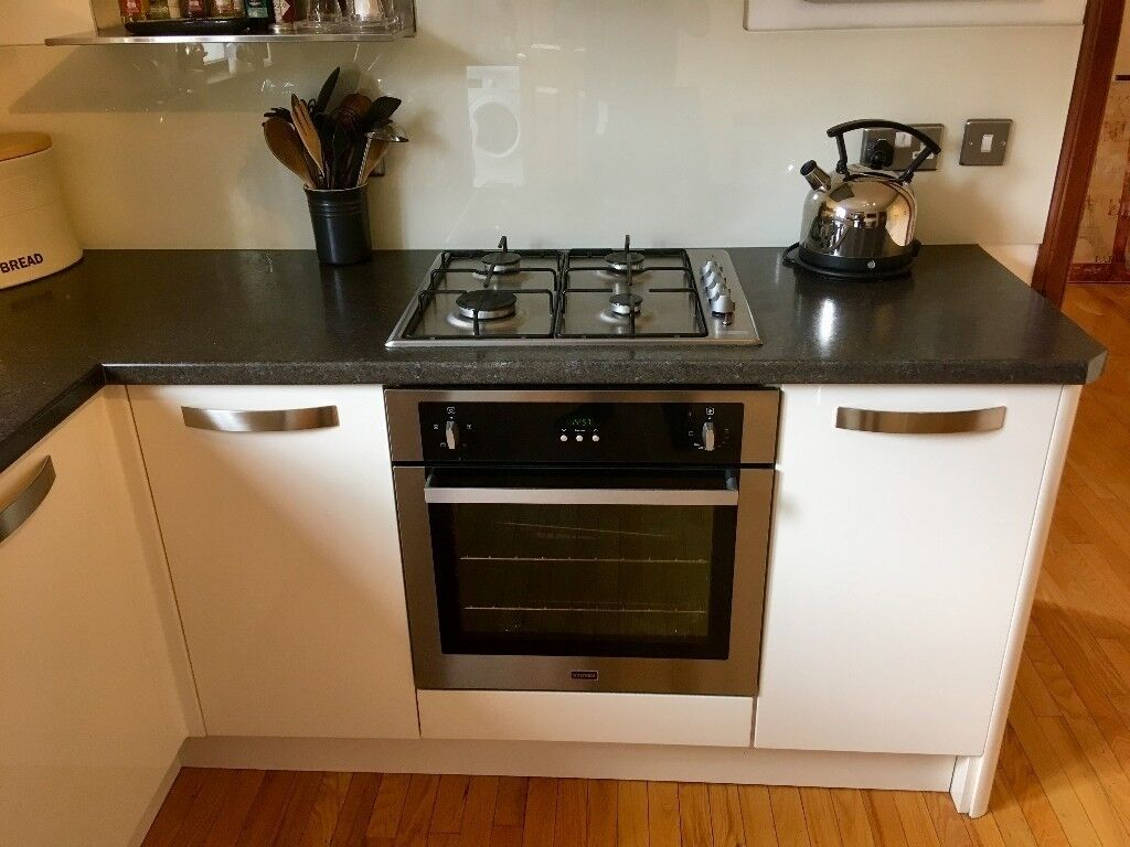 Kitchen - Howdens kitchen units and appliances | in Uddingston ...