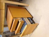 Ikea 2 drawer filing cabinet