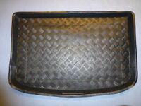 Audi A1 rubber boot tray for 3 door model
