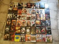 DVD Bundle All Genres Over 50 DVD's
