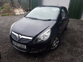 2007 Vauxhall Corsa SXI 1.3L CDTI - Perfect first car, very cheap on fuel and insurance