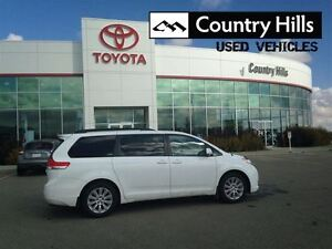2014 Toyota Sienna XLE 7-PASS AWD 4dr All-wheel Drive