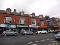 1 Bedroom Studio Apartment, Linthorpe Road, Middlesbrough, TS1 4AS