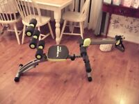 sold sold Wonder Core 2 Wonder Core 6 in 1 Home Gym Exercise
