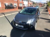 2011 Ford Fiesta titanium 65k miles some service history