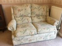 3 Piece Suite, 2 Seater Sofa, 2 Armchairs Excellent Condition