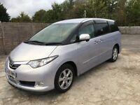 Toyota Estima 2.4 5dr HYBRID, AUTO 7 SEATERS PCO Ready