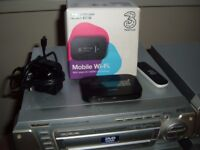 Wireless(Huewei ) Modem complete with 3 Dongle both in excellent working condition