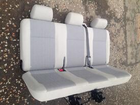 Volkswagen 3 Seat Bench