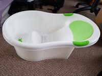 Tippitoes mini baby bath