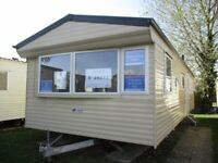 Perfect family holiday home / caravan for sale! Winter sale! 2018 Pitch fees included. Clacton Essex
