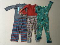 Boy's pyjama bundle age 5-6 years