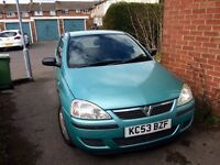 Nippy little Corsa! Fantastic condition! Great first car! LOW MILLAGE. Will valet before sale!!