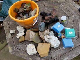 Aquarium Rocks (ornaments)