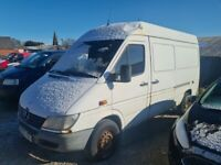 Mercedes-Benz, SPRINTER, Panel Van, 2002, Manual, 2148 (cc) spare or repair