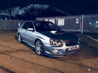 Subaru sti wr1 72k fsh sale/px