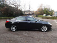 Peugeot 508 E-HDi Allure Fap Saloon Semi-Automatic Diesel 0% FINANCE AVAILABLE