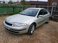 Laguna Extreme 1.8 16v, 2003 **please read fully** reduced for quick sale!