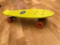 Mini Fizz Skateboard - Sour Apple