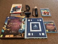 SONY PS3 MOVE BUNDLE BOXED