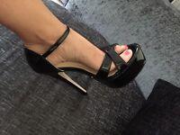 Black patient huge high heel 4