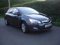 Vauxhall Astra Exclusiv automatic 1.6 low mileage full service history