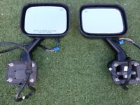 AMERICAN FORD F250 ? PICK UP EXTERIOR MIRRORS