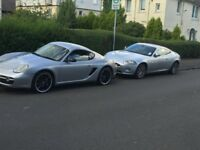 2007 PORSCHE CAYMAN FULL PORSCHE SERVICE HISTORY CHEAPEST AND BEST IN THE UK
