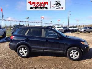 2009 Hyundai Santa Fe NO PAYMENTS UNTIL FEB 2017..0 DOWN..oac Edmonton Edmonton Area image 1