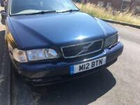Volvo V70 TDI 1998 MK1, bullet proof Audi A6 5 cylinder engine. One of the best around.