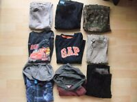 BOYS CLOTHES BUNDLE SIZE 5 YEARS MUST SEE