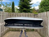 NOW SOLDThule Roof Box - Large - ideal for family holidays
