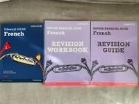 GCSE Edexcel French revision books
