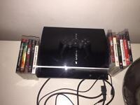 PlayStation 3 piano black 60gb