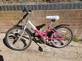"Girl's Bike 16"""