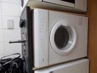Logik Tumble Dryer in white