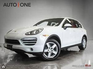 2013 Porsche Cayenne NAVIGATION | SENSORS