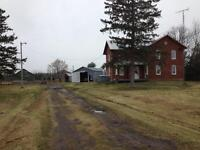 HOBBY FARM with 70 ACRES OF LAND FOR SALE