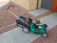 Quadcast Briggs & Stratton 625ex petrol lawnmower