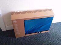 """Dell UltraSharp U2414H - 23.8"""" 1080p factory colour calibrated monitor"""