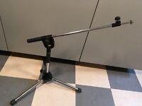 Mini mic boom stand