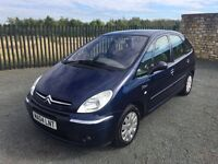 2004 04 CITROEN PICASSO 2.0 EXCLUSIVE *AUTOMATIC* M.P.V - *JANUARY 2017 M.O.T* - CHEAP FAMILY CAR!
