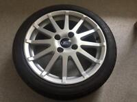 Ford Fiesta Alloy Wheel 195)45(R16