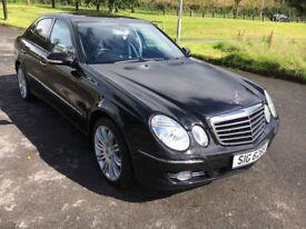 2007 Mercedes E320 CDI Sport Auto