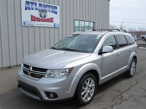 2013 Dodge Journey SXT/Crew 7 pass