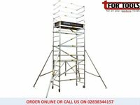 Jefferson TOWER3 T90 MINI TOWER COMPLETE Scaffold Tower 5.65M