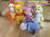 Vintage Winnie the Pooh collection