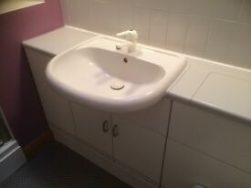toilet sink and radiator