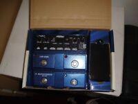 DigiTech JamMan Stereo Looper/Phrase Sampler Station